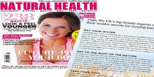 natural health magazine small
