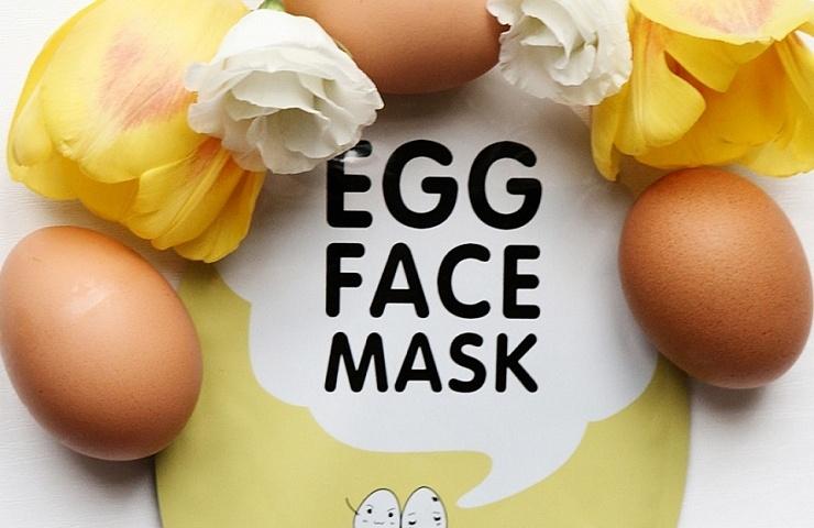 bioaqua egg face mask review