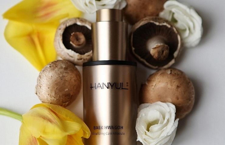 hanyul baek hwa goh vitalizing care ampoule review