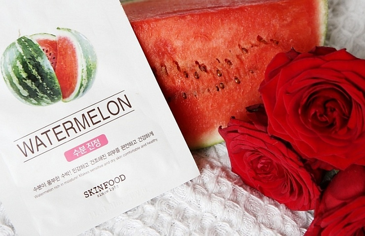 skinfood beauty in a food watermelon review