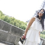 My Most Marvellous Midi Skirt Looks at Paris Haute Couture Week