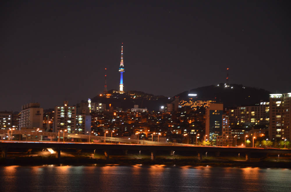 Namsan Tower Night View