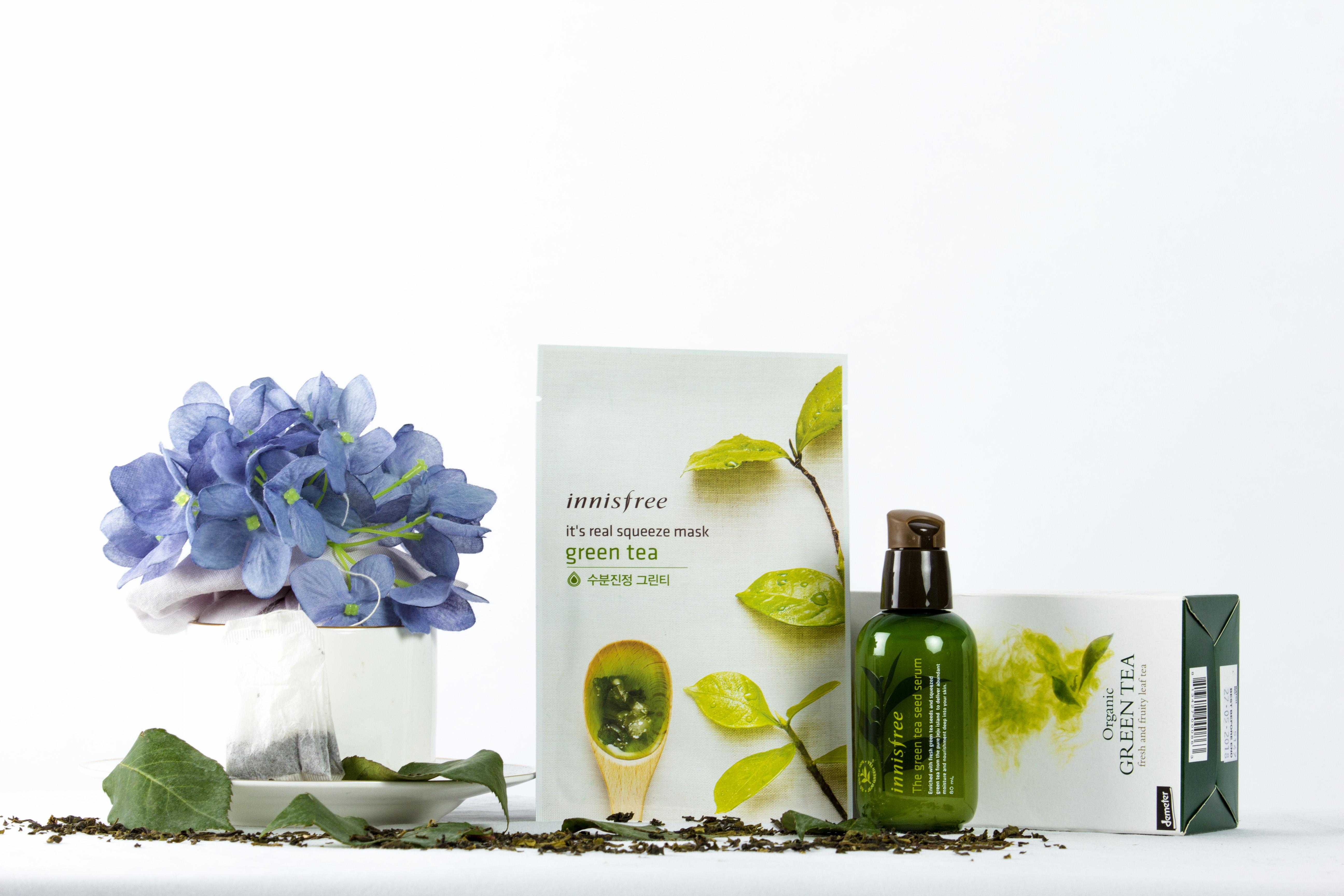Review Of Mcaffeine Naked Detox Green Tea Face Serum