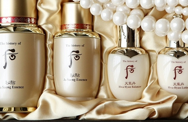 the history of whoo set featured