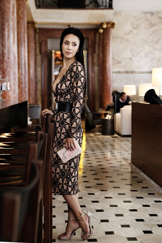 my black tie affair for love and lemons