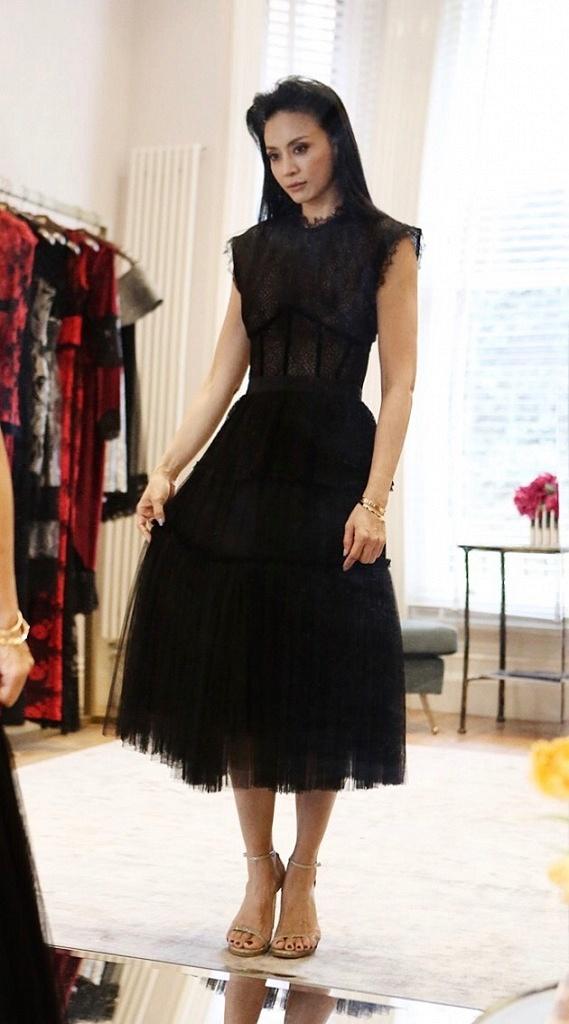 My black tie affair sophia kah