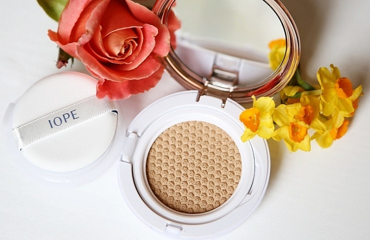 iope air cushion intense cover review