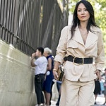 Perfect Pants Suits During Paris Haute Couture Week